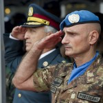 Generale di Divisone Luciano Portolano, Head of Mission e Force Commander di UNIFIL