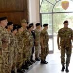 Il Generale D'Apuzzo ha presieduto la cerimonia