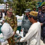 la-distribuzione-degli-aiuti-alle-famiglie-dei-villaggi-rurali