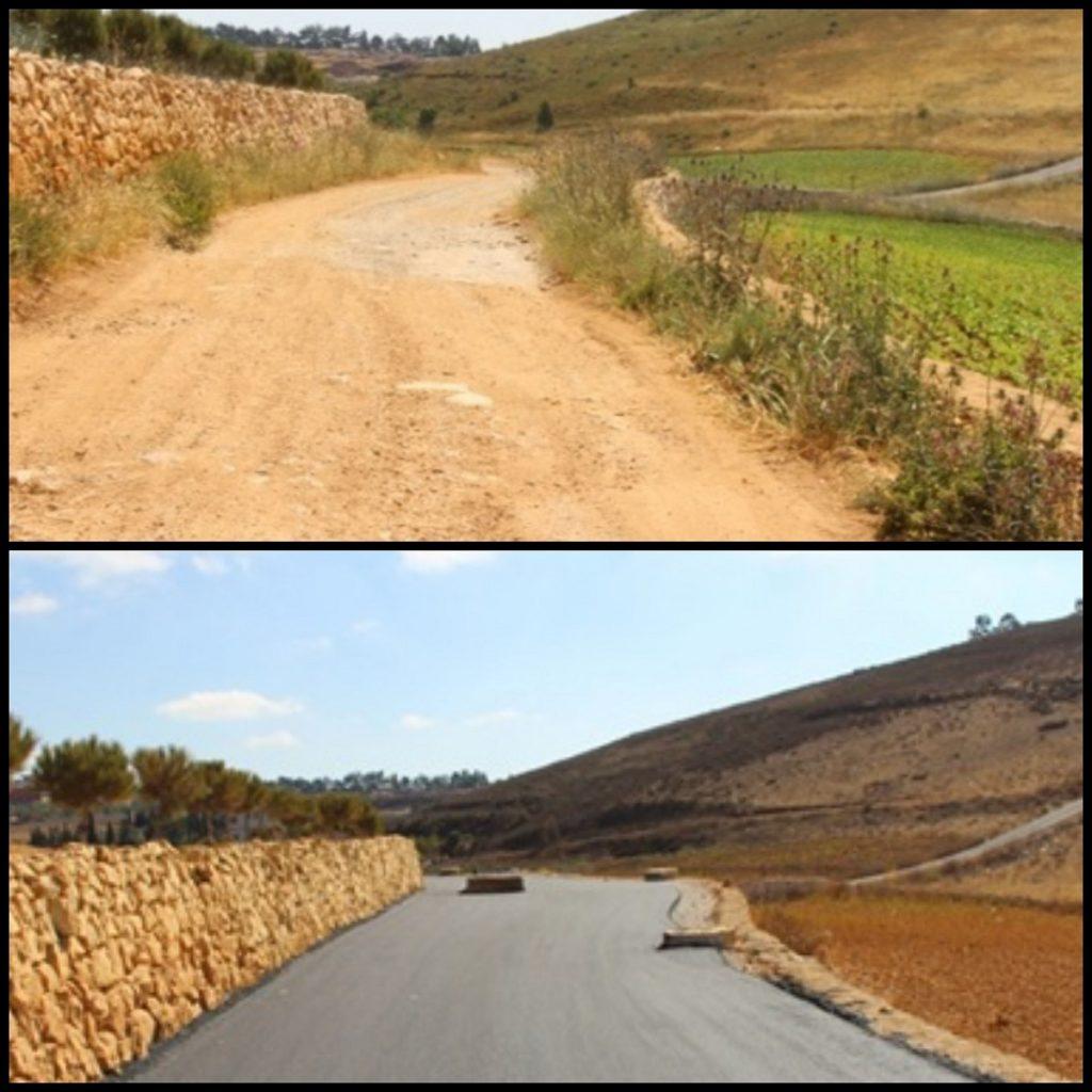strada-prime-e-dopo-i-lavori-del-contingente-italiano