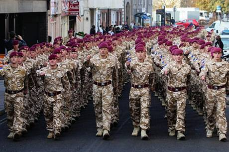 members-of-the-parachute-regiment-in-colchester-pay-tribute-to-lost-colleagues