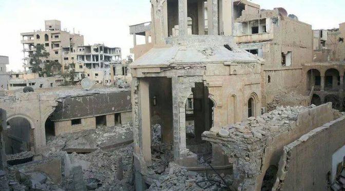deir-ez-zor-chiesa-martiri-armeni-siria-distrutta-guerra-isis-daesh-stato-islamico