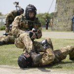 saggio-ginnico-metodo-di-combattimento-militare
