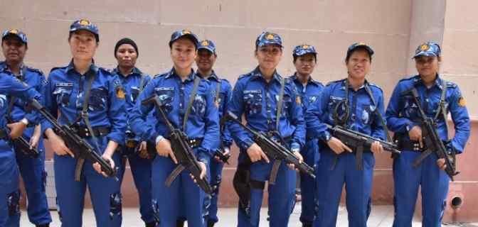 swat-femminile-india