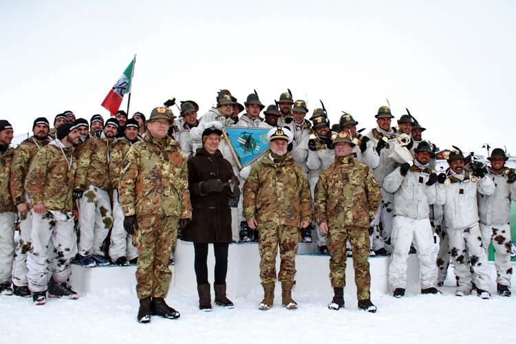 CaSTA 2014. L 8° reggimento Alpini ha vinto i Campionati sciistici delle  Truppe Alpine. 069eab07b9a1