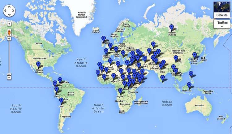 Cartina Guerre Nel Mondo.La Guerra Nel Mondo Anche L Italia Compare Nell Elenco Di Un Gruppo Di Analisti Tra Le Nazioni Infiltrate Da Gruppi Armati Organizzati Congedati Folgore