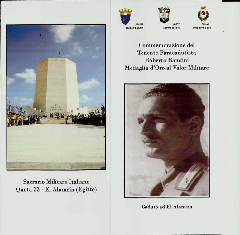 Cerimonia Bandini 2014 brochure