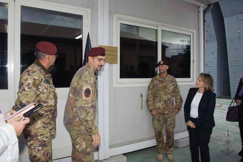 Inaugurazione Aula Polifunzionale 1Mar Antonio Spina