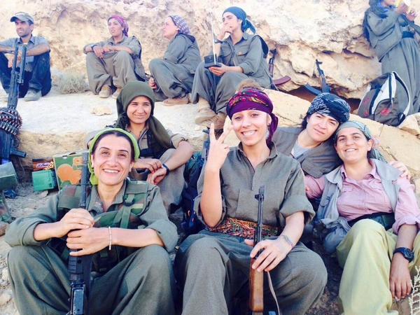 peshmerga.donne