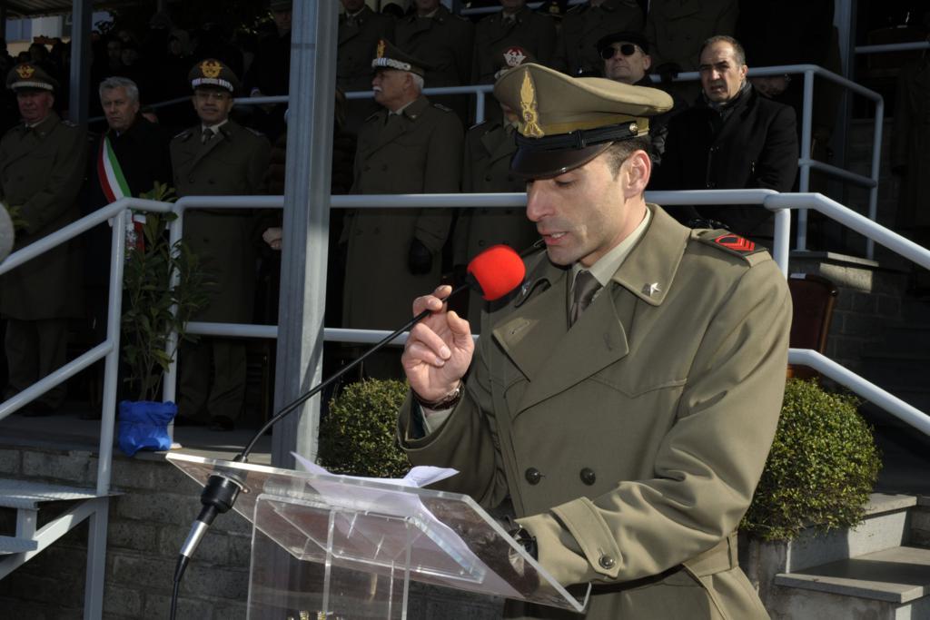 la Medaglia d'oro al valor militare Andrea Adorno