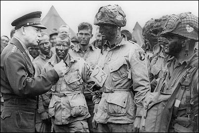 d-day-invasion-ike-101st-paratroopers