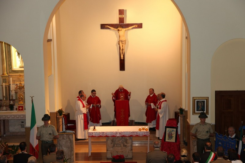 Celebrazione della Santa Messa