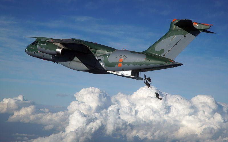 embraer kc90